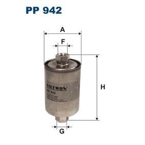 горивен филтър PP942 за ROVER КУПЕ на ниска цена — купете сега!