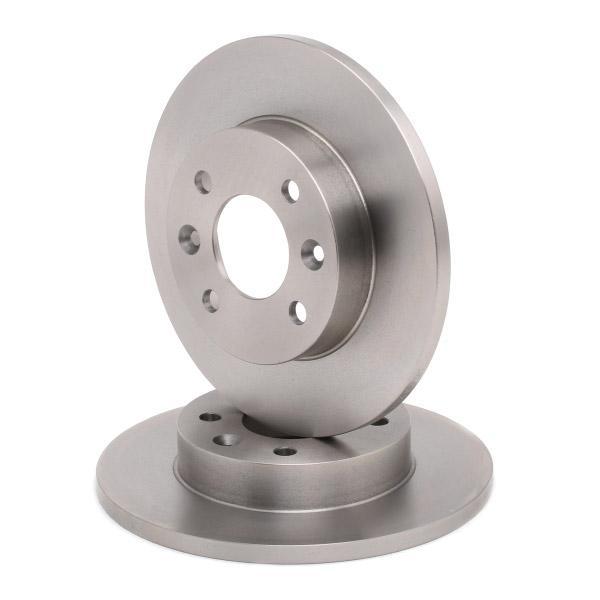 BG2217 Stabdžių diskas DELPHI BG2217 Platus pasirinkimas — didelės nuolaidos