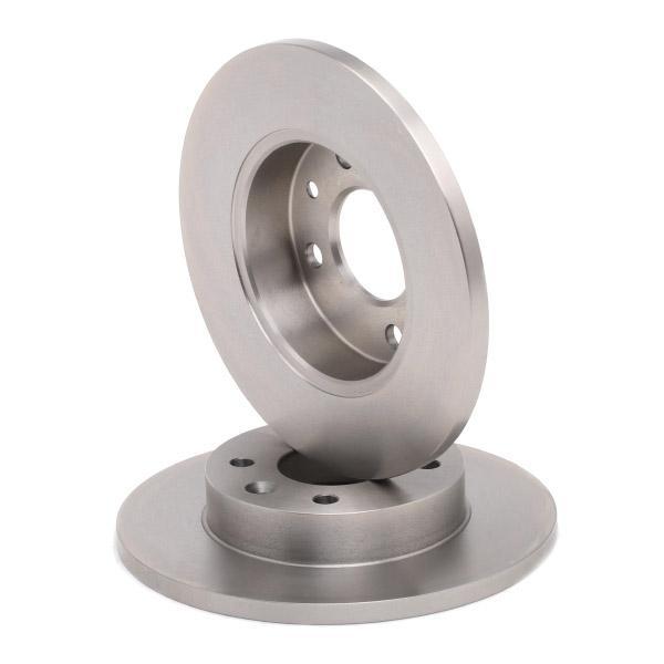 BG2217 Stabdžių diskas DELPHI - Pigus kokybiški produktai