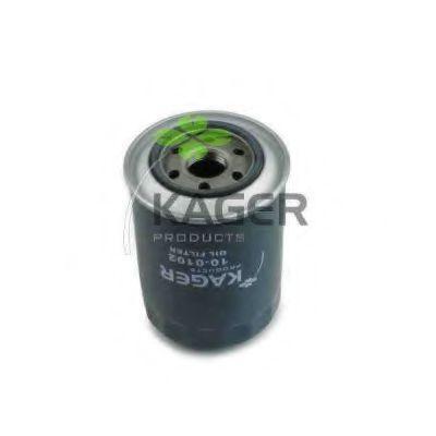 KAGER Filtro de óleo 10-0102