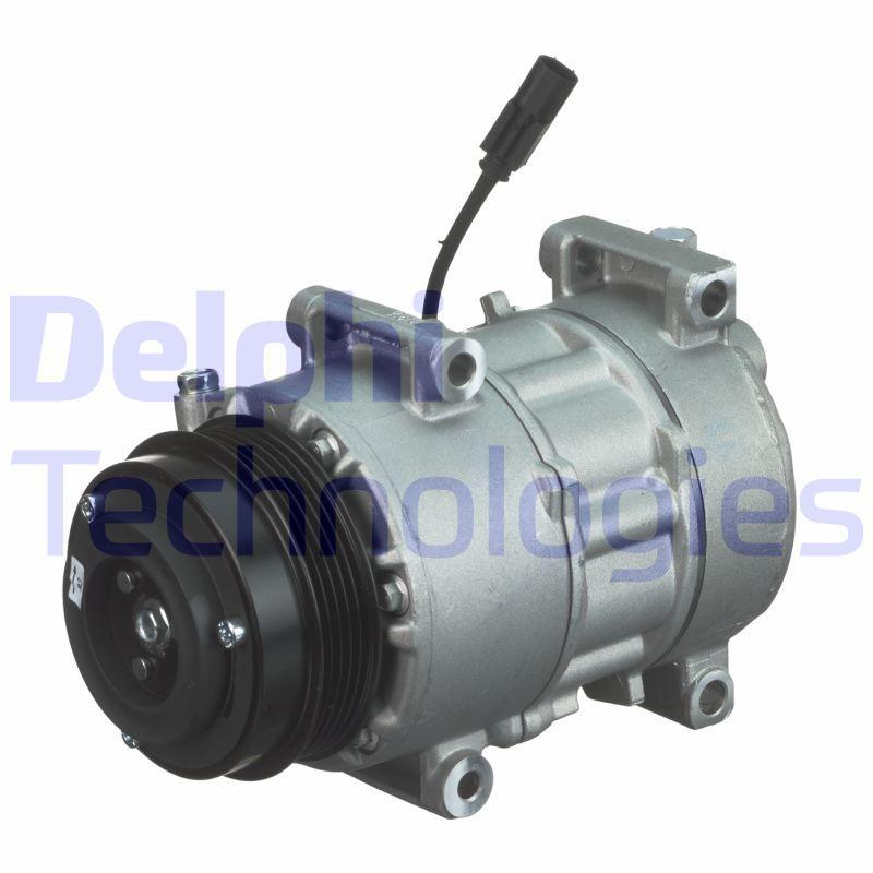 Kompressor Klimaanlage DELPHI TSP0159485