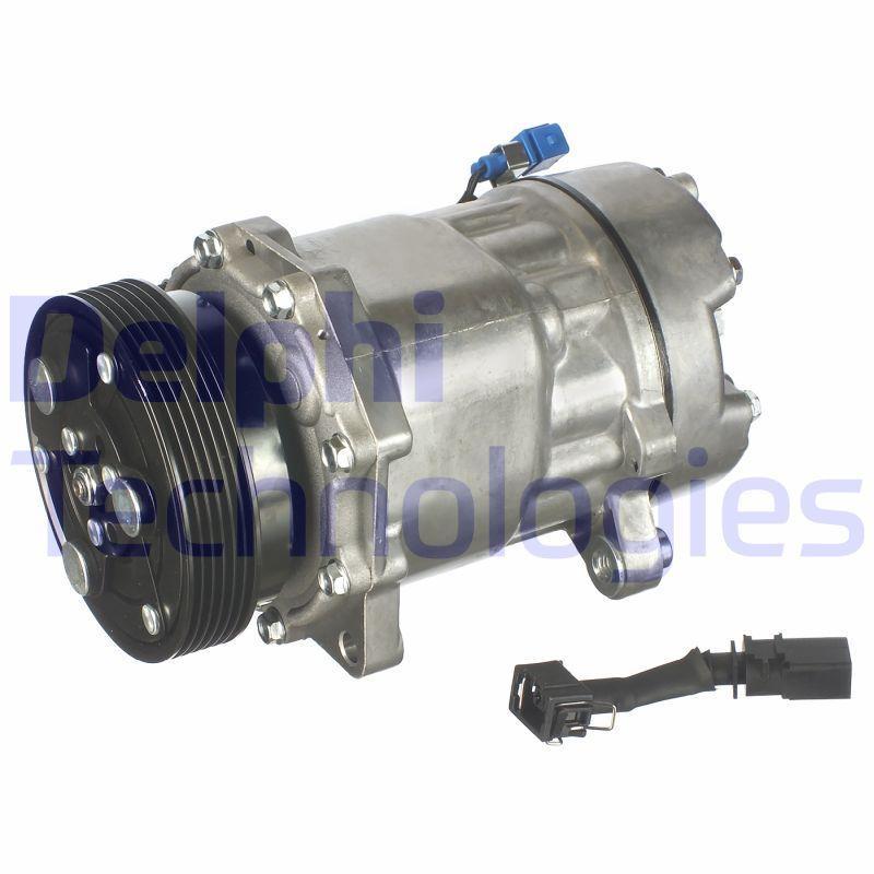 Original SEAT Kompressor Klimaanlage TSP0159060