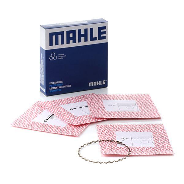 Köp MAHLE ORIGINAL 011 58 N0 - Kolvringar: Cyl-Ø: 86,0mm