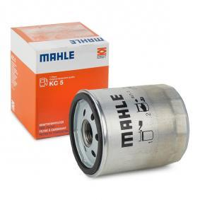 buy and replace Fuel filter MAHLE ORIGINAL KC 5