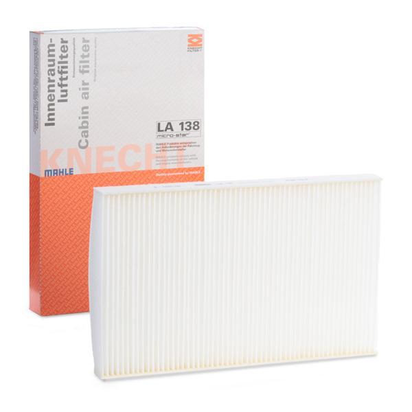LKW Filter, Innenraumluft MAHLE ORIGINAL LA 138 kaufen