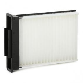 MAHLE Original LA 721 Cabin Air Filter