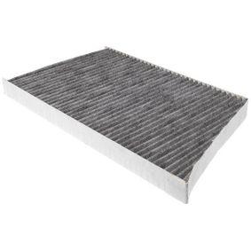 LAK 129 Filter, Innenraumluft MAHLE ORIGINAL in Original Qualität