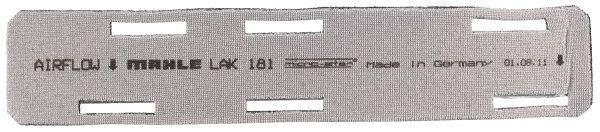 LAK 181 Innenfilter MAHLE ORIGINAL in Original Qualität
