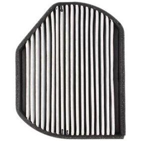 LAK 37 Filter, Innenraumluft MAHLE ORIGINAL - Markenprodukte billig