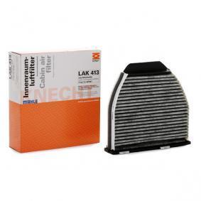 LAK413 Innenraumfilter MAHLE ORIGINAL LAO413 - Große Auswahl - stark reduziert