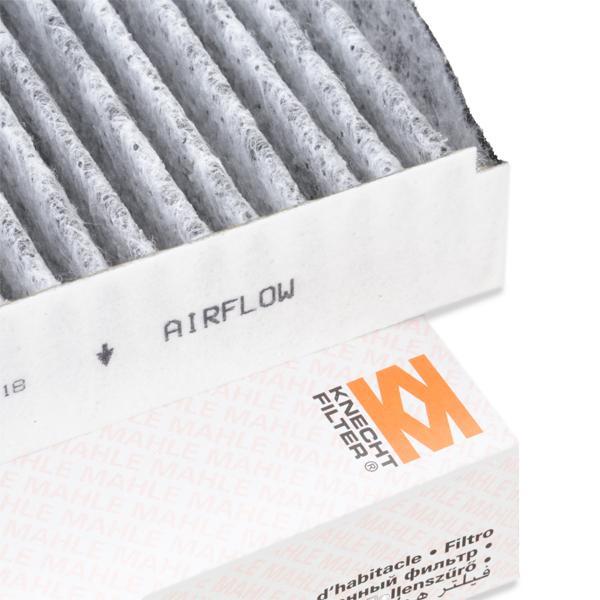 LAK63 Филтър, въздух за вътрешно пространство MAHLE ORIGINAL 76889034 - Голям избор — голямо намалание