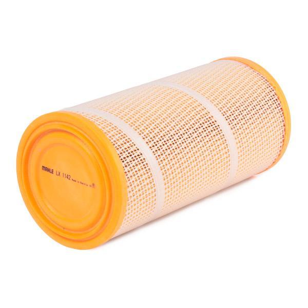 LX 1142 Luftfilter MAHLE ORIGINAL - Markenprodukte billig