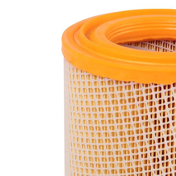 LX 1142 Luftfilter MAHLE ORIGINAL in Original Qualität