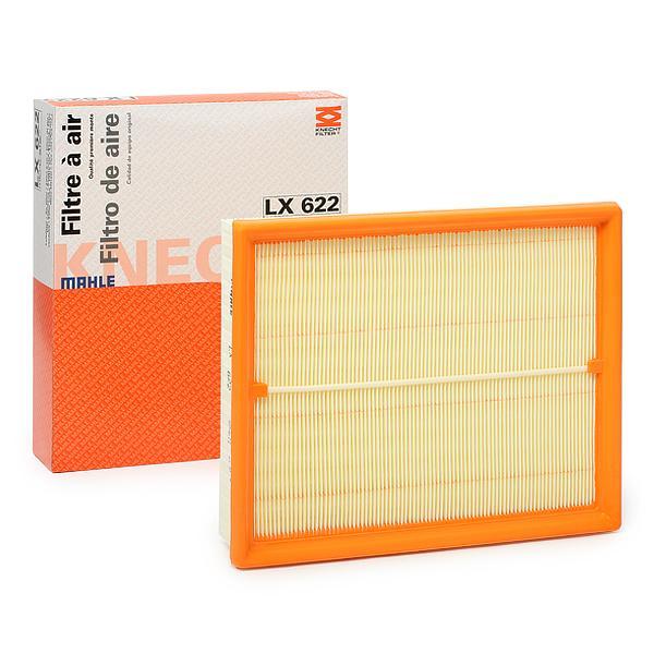 kupite Zracni filter LX 622 kadarkoli