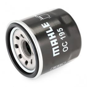 OC195 Motorölfilter MAHLE ORIGINAL OC 195 - Große Auswahl - stark reduziert