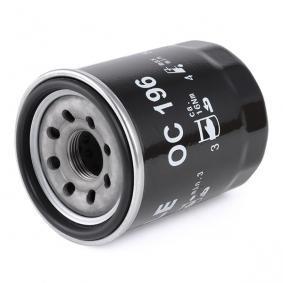 OC196 Motorölfilter MAHLE ORIGINAL OC 196 - Große Auswahl - stark reduziert