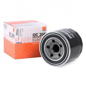 79929578 MAHLE ORIGINAL Anschraubfilter Innendurchmesser 2: 51,5mm, Innendurchmesser 2: 56,0mm, Höhe: 73,6mm Ölfilter OC 205 günstig kaufen