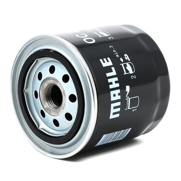 OC23 Motorölfilter MAHLE ORIGINAL OC 23 - Große Auswahl - stark reduziert