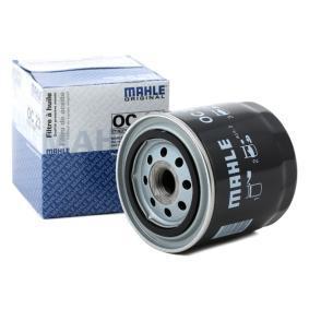 72014769 MAHLE ORIGINAL Skruvfilter Innerdiameter 2: 62,0mm, H: 96,0mm Oljefilter OC 23 köp lågt pris