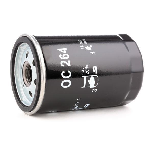 OC264 Motorölfilter MAHLE ORIGINAL 79893280 - Große Auswahl - stark reduziert