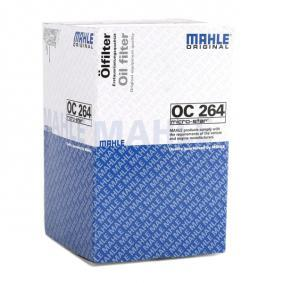 OC264 Õlifilter MAHLE ORIGINAL - Soodsate hindadega kogemus