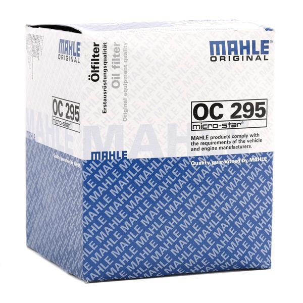 OC295 Ölfilter MAHLE ORIGINAL Erfahrung