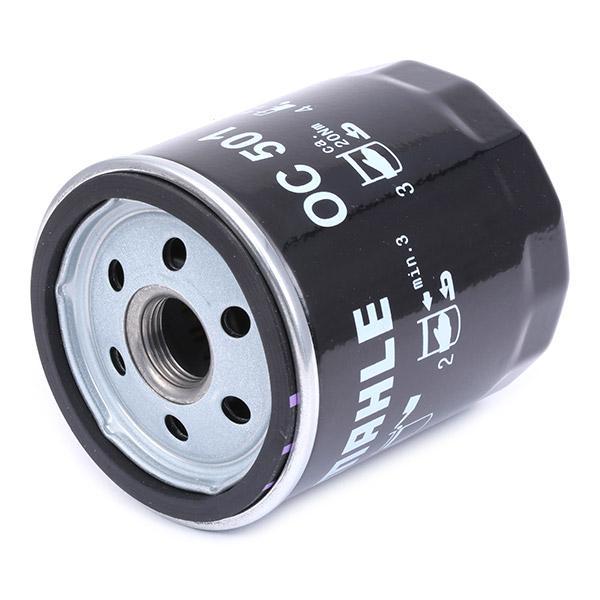 MAHLE ORIGINAL | Oil Filter OC 501