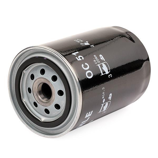 OC51 Motorölfilter MAHLE ORIGINAL OC 51 - Große Auswahl - stark reduziert