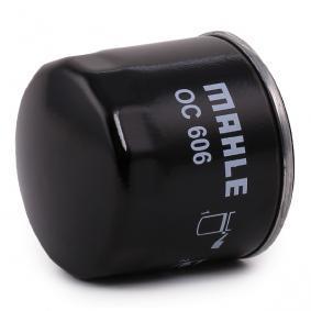 OC606 Oljefilter MAHLE ORIGINAL OC 606 Stor urvalssektion — enorma rabatter