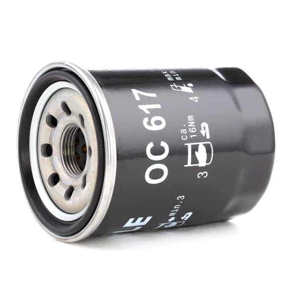 OC 617 Engine oil filter MAHLE ORIGINAL - Cheap brand products