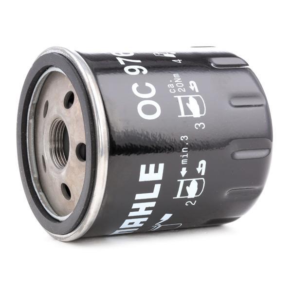 OC976 Filtre d'huile MAHLE ORIGINAL OC 976 - Enorme sélection — fortement réduit