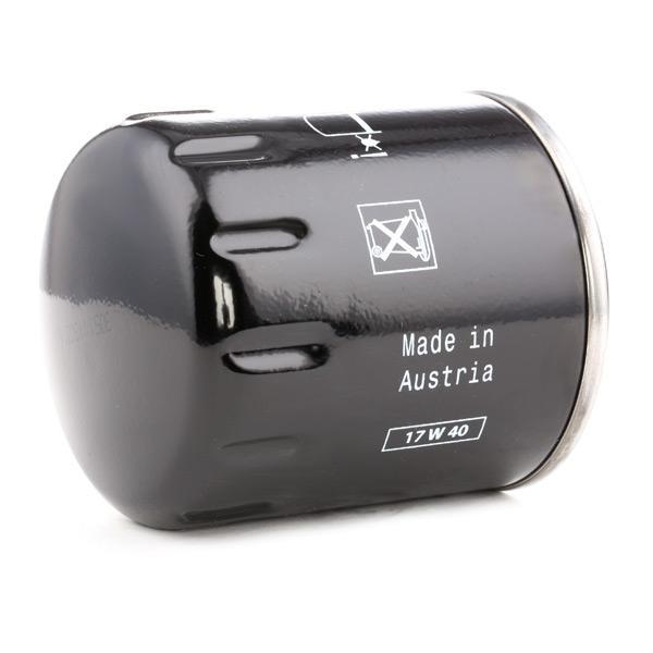 OC 976 Filtre à huile MAHLE ORIGINAL - Produits de marque bon marché