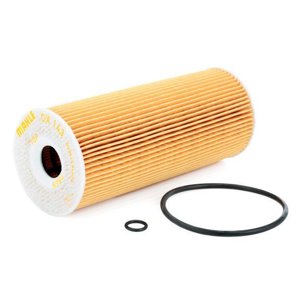 OX 143D Filter MAHLE ORIGINAL - Markenprodukte billig