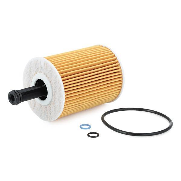 OX188D Маслен филтър MAHLE ORIGINAL - на по-ниски цени