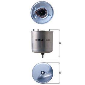 Ölfilter Filter NEU MAHLE ORIGINAL OX 38D Filtereinsatz Filterausführung