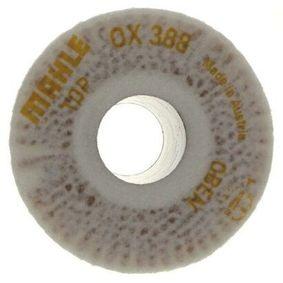 Filtro de óleo OX 388D de MAHLE ORIGINAL