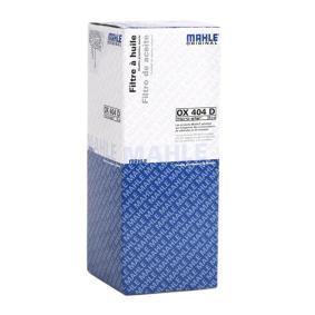 OX 404D Wechselfilter MAHLE ORIGINAL - Markenprodukte billig