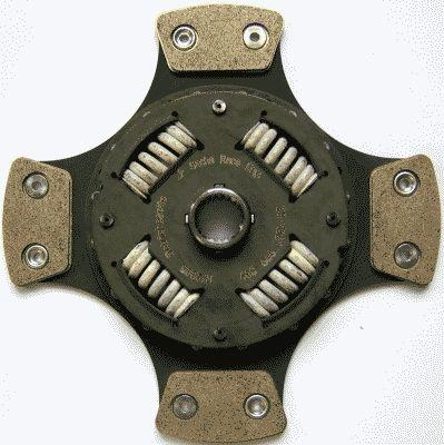 Buy original Clutch disc SACHS PERFORMANCE 881861 999839