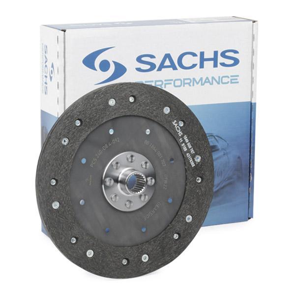 Buy original Clutch plate SACHS PERFORMANCE 881864 001707