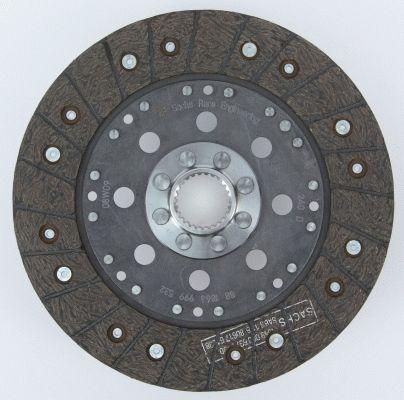 SACHS PERFORMANCE Clutch Disc 881864 999532
