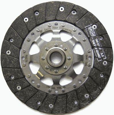 Volkswagen PASSAT 2014 Clutch plate SACHS PERFORMANCE 881864 999961: