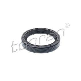 tömítőgyűrű, differenciálmű TOPRAN 100 057 - vásároljon és cserélje ki!