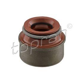Kupte a vyměňte Tesnici krouzek, drik ventilu TOPRAN 100 207