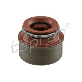 buy and replace Seal, valve stem TOPRAN 100 207