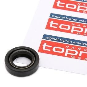 100 355 TOPRAN Wellendichtring, Schaltgetriebe 100 355 günstig kaufen
