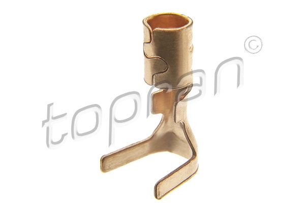 100 598 TOPRAN Steckerhülse, Zündanlage 100 598 günstig kaufen