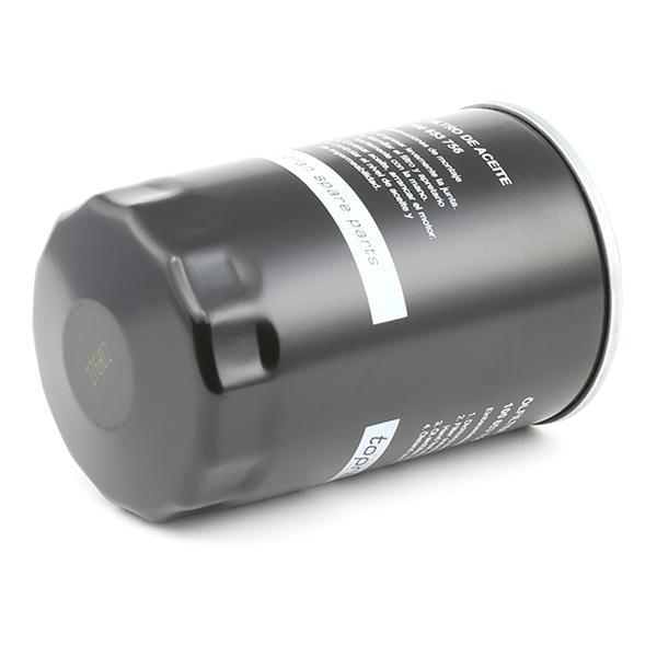 100653 Motorölfilter TOPRAN 100 653 - Große Auswahl - stark reduziert