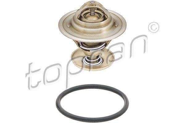 101 092 TOPRAN Öffnungstemperatur: 80°C, mit Dichtung Thermostat, Kühlmittel 101 092 günstig kaufen