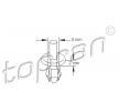 Spreizniet 102 540 — aktuelle Top OE 161867299 Ersatzteile-Angebote