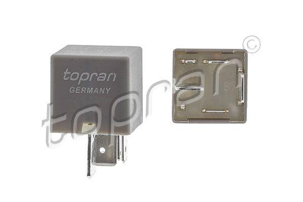 102930 Kraftstoffpumpenrelais TOPRAN Erfahrung